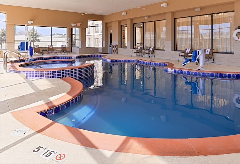 Holiday Inn Express and Suites Indianapolis W- Airport Area, Indianapolis, Kolam