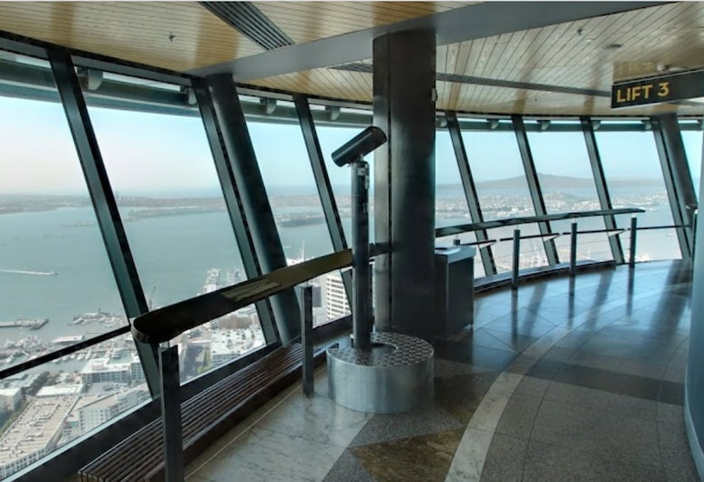 SkyCity Hotel, Auckland, Premium-Zimmer, 2Doppelbetten (including Sky Tower admission), Zimmer
