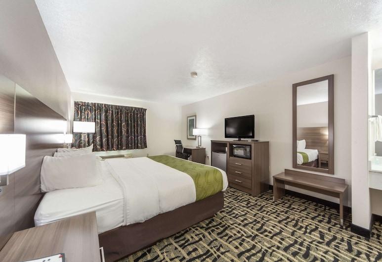 Quality Inn & Suites, Omaha, Standardna soba, 1 king size krevet, za nepušače, Soba za goste