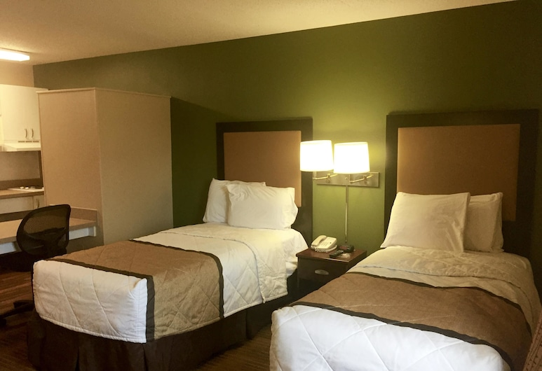 Extended Stay America - Akron - Copley - East, אקרון, חדר אורחים