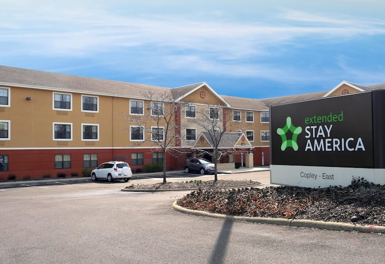 Extended Stay America - Akron - Copley - East, Akron
