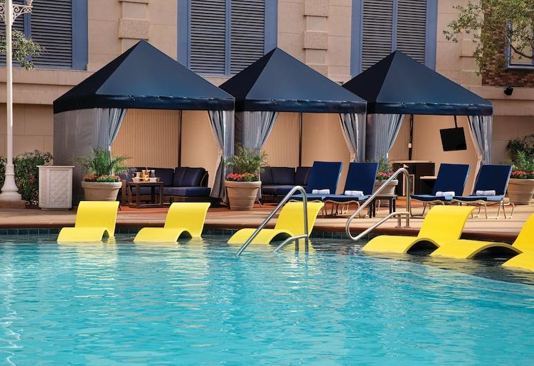 New York-New York Hotel & Casino, Лас-Вегас, Бассейн