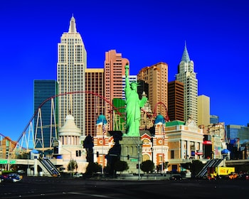 Picture of New York-New York Hotel & Casino in Las Vegas