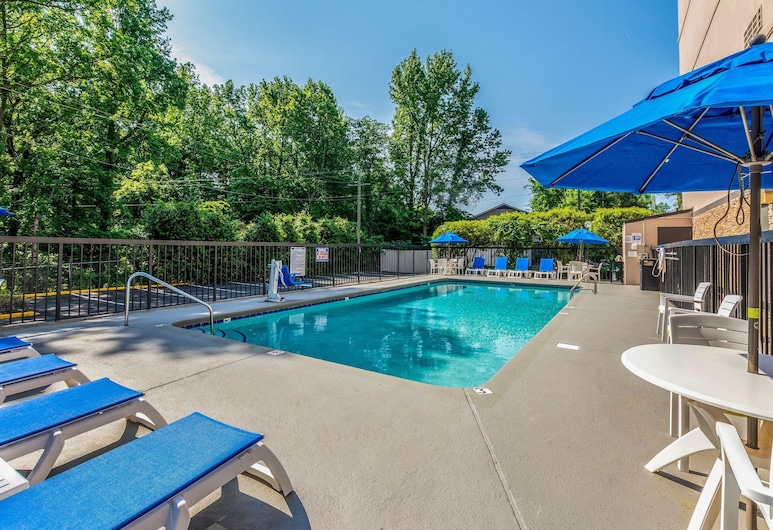 Comfort Inn Executive Park , Charlotte, Pool