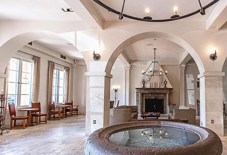 Hotel St Francis, Santa Fe, Lobby