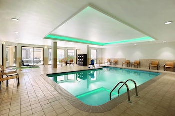 Foto di Courtyard by Marriott Charlotte Airport North a Charlotte