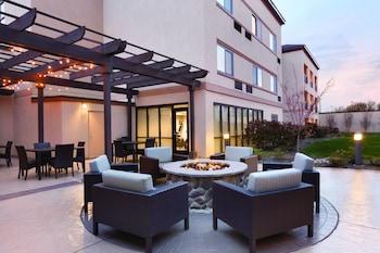 夏洛特北機場夏洛特北湖萬怡酒店的圖片