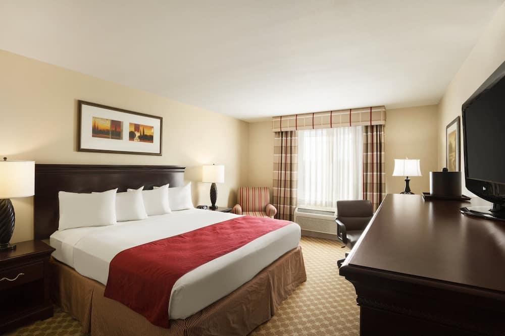 Izba, 1 extra veľké dvojlôžko, bezbariérová izba, nefajčiarska izba - Vybraná fotografia