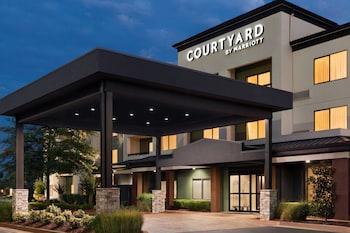 Tulsa — zdjęcie hotelu Courtyard by Marriott Tulsa Central