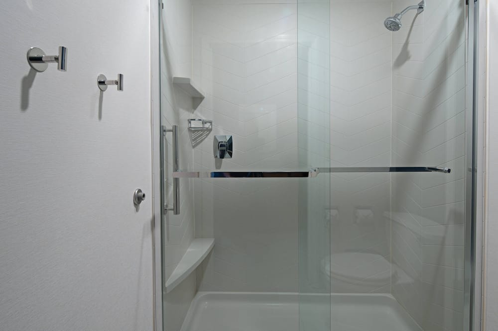 客房, 1 張特大雙人床, 非吸煙房 - 浴室