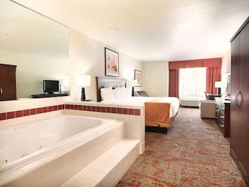 Фото Crystal Inn Hotel & Suites Salt Lake City - Downtown у місті Солт-Лейк-Сіті