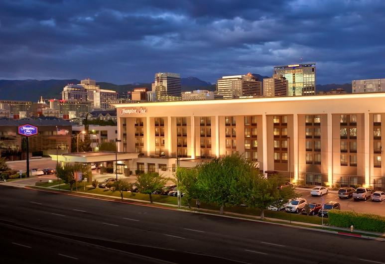 Hampton Inn Salt Lake City - Downtown, Salt Lake City, Exterior