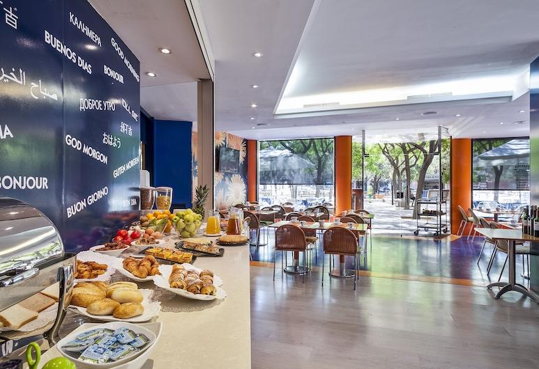 Acta City47, Barcelone, Bar-salon de l'hôtel