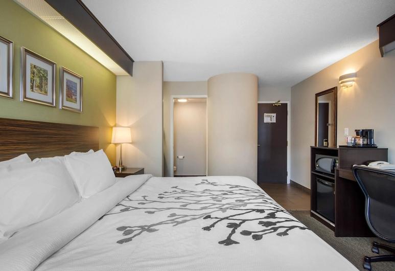 Sleep Inn Sault Ste. Marie, Sault Ste. Marie, Kamar Standar, 1 Tempat Tidur King, non-smoking, Kamar Tamu