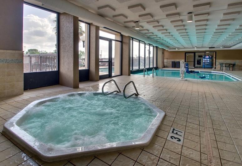 GreenTree Hotel Houston Hobby, יוסטון, אמבט ספא מקורה