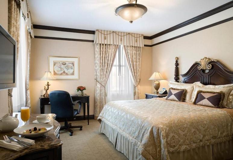 The Lucerne Hotel, New York, Superior kamer, 1 kingsize bed, niet-roken, Kamer