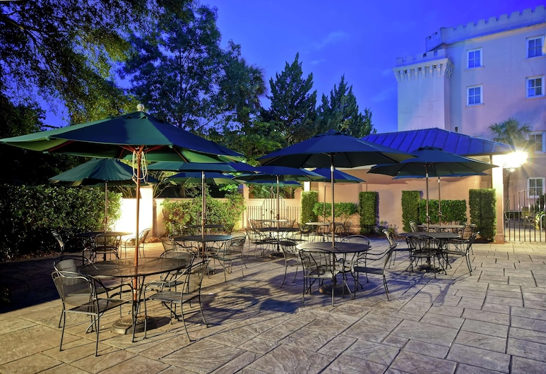 Embassy Suites by Hilton Charleston Historic District, Charleston, Terrasse/veranda