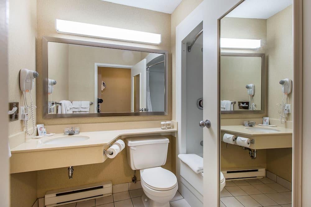 Standard 2 Doubles Non Smoking - Ванна кімната