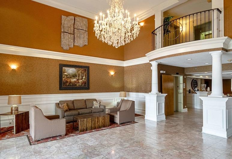 Quality Suites, San Antonijas, Vestibiulis