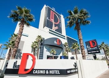 Las Vegas — zdjęcie hotelu the D Las Vegas