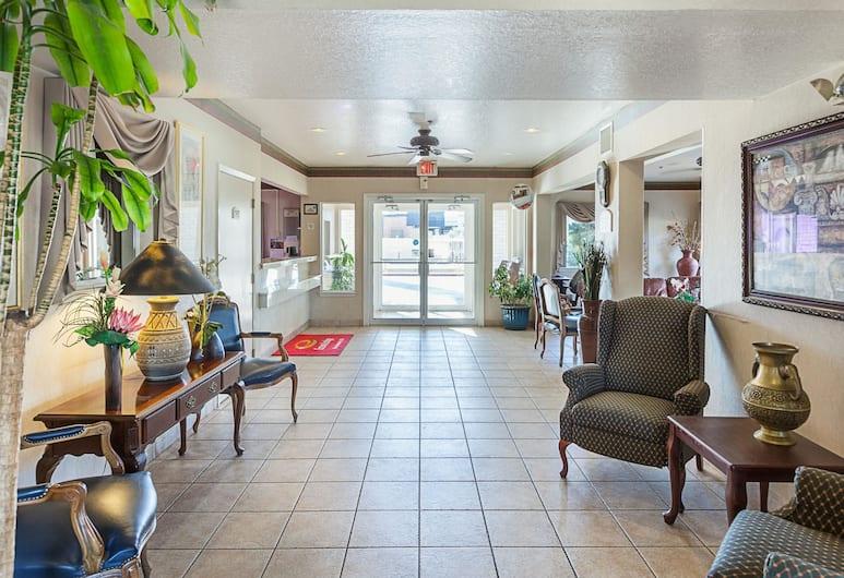 Econo Lodge Downtown South, San Antonio, Lobi