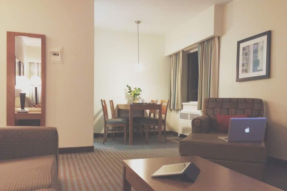 Apartmá typu Club - Obývací prostor