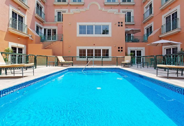 Holiday Inn Express Monterrey Galerias, Monterrey, Svømmebasseng