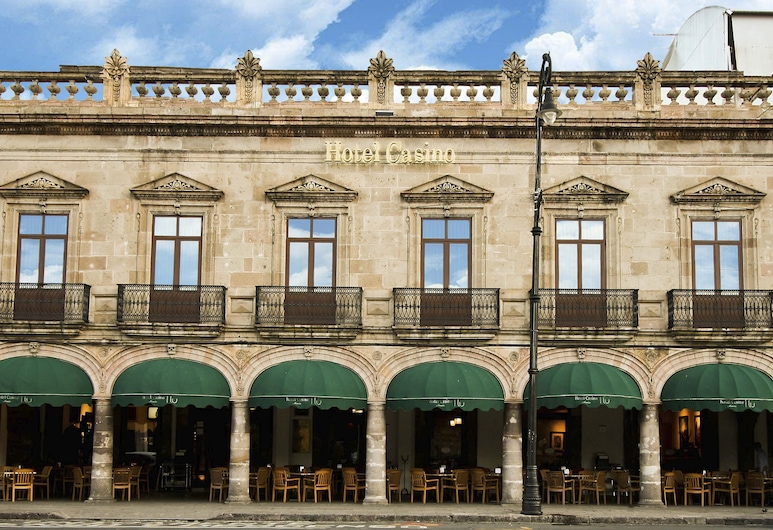 Hotel Casino Morelia, Morelia, Hotel Front
