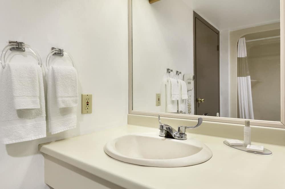 客房, 非吸煙房 - 浴室