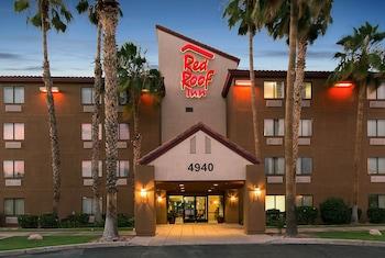 Mynd af Red Roof Inn Tucson North - Marana í Tucson