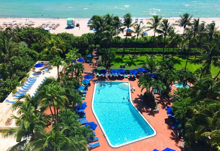 Four Points by Sheraton Miami Beach, Miami Beach, Utomhuspool