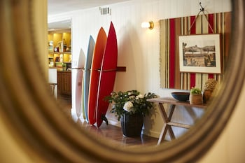 Laguna Beach bölgesindeki Laguna Beach House resmi