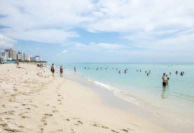 Greenview Hotel, Miami Beach, Beach