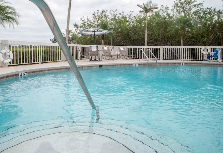 Hampton Inn Port Charlotte, Port Charlotte, Εξωτερική πισίνα