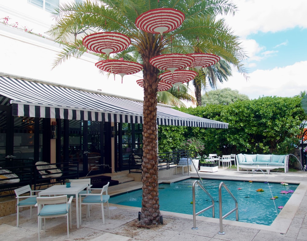 Hotel Astor, Miami Beach