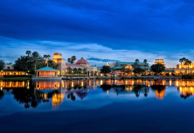 Disney's Coronado Springs Resort, Lake Buena Vista, Ārpuse