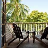 Cigar House Queen Suite w/ Poolside Balcony - Balcony