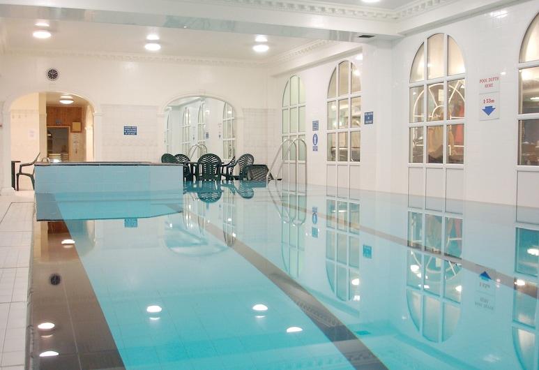 大不列顛薩查斯酒店, 曼徹斯特, 泳池
