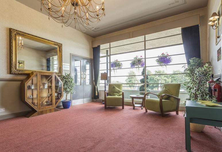 OYO Northern Hotel, Aberdeen, Sitzecke in der Lobby