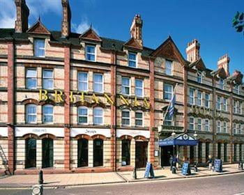 A(z) Britannia Hotel Wolverhampton hotel fényképe itt: Wolverhampton