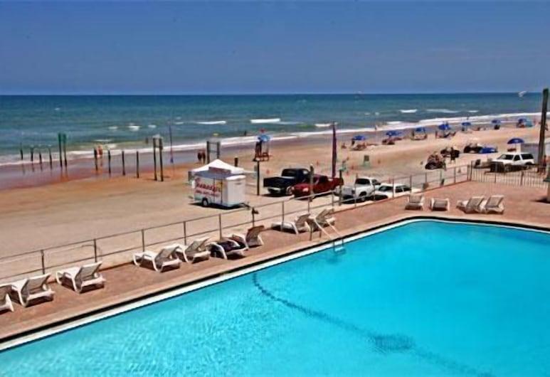 Daytona Inn Beach Resort, Daytona Beach, Basen odkryty