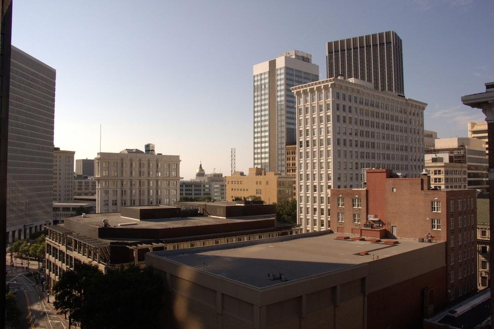 Barclay Hotel Atlanta Downtown Balcony View