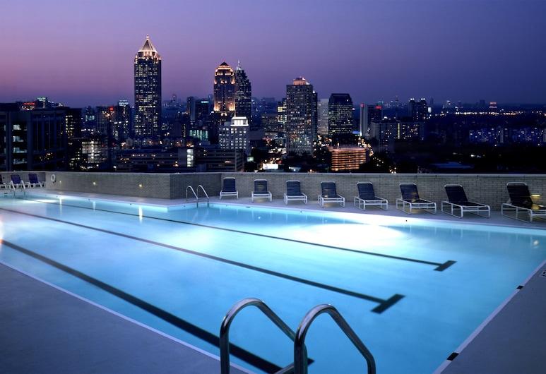 The Georgian Terrace Hotel, Atlanta, Utomhuspool
