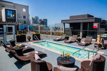 サンディエゴ、ポルト ビスタ ホテルの写真