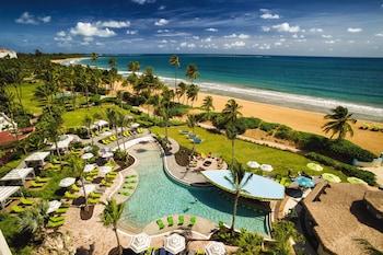 Mynd af Wyndham Grand Rio Mar Puerto Rico Golf & Beach Resort í Rio Grande