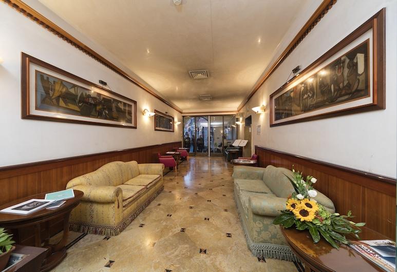 Hotel All'Angelo, Venise, Hall