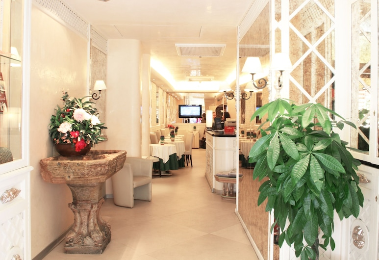 Hotel Valle, Rome, Lobby