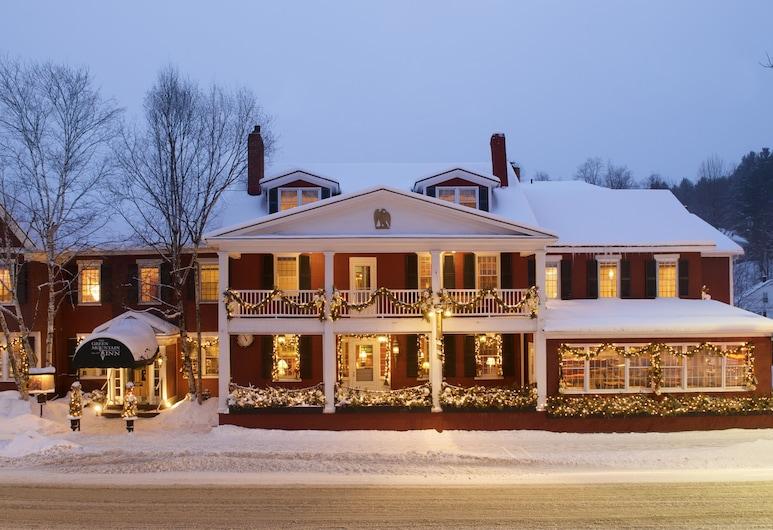 Green Mountain Inn, Stowe, Πρόσοψη ξενοδοχείου - βράδυ/νύχτα