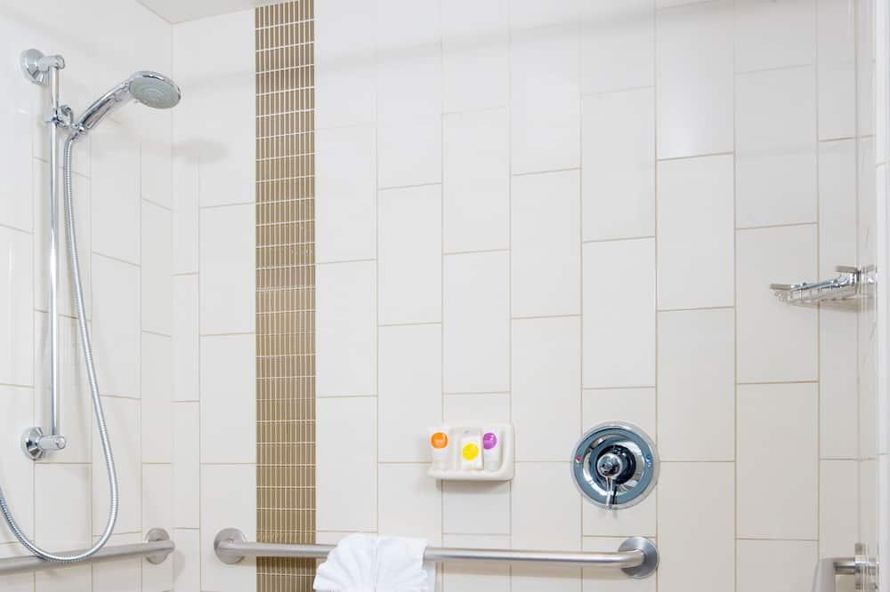 Room, Accessible - Bathroom