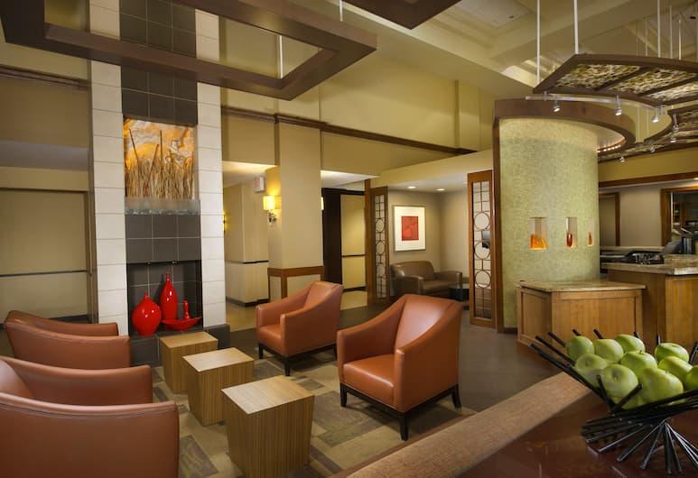 Hyatt Place San Antonio-Northwest/Medical Center, San Antonijas, Poilsio zona vestibiulyje